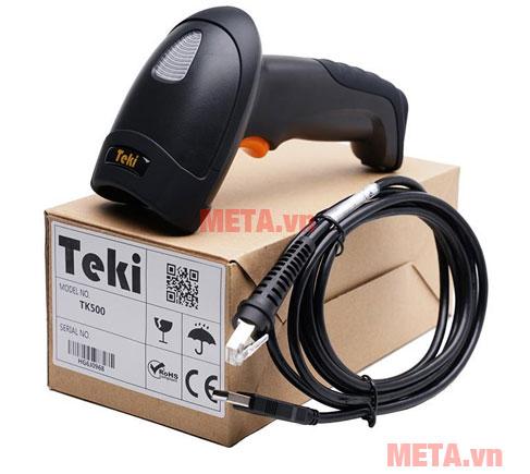 Máy quét mã vạch Teki TK500