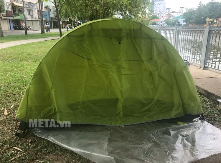 Lều được làm từ chất liệu cao cấp