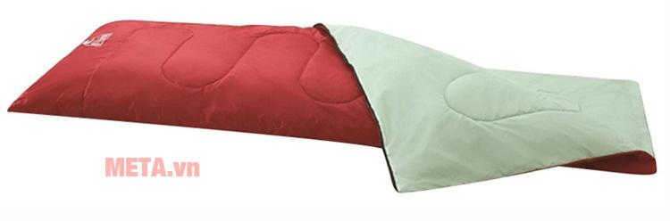 Túi ngủ văn phòng Bestway 68052 màu đỏ