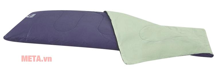 Túi ngủ văn phòng Bestway 68052 màu xanh