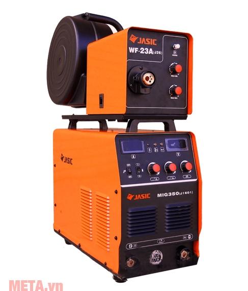 Máy hàn bán tự động Jasic MIG 350 (J1601) có độ dày hàn 0.8/1.0/1.2 mm