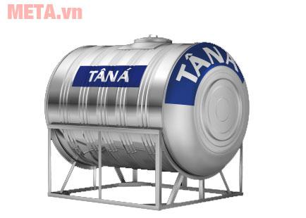 Bồn nước inox Tân Á ngang TA3000