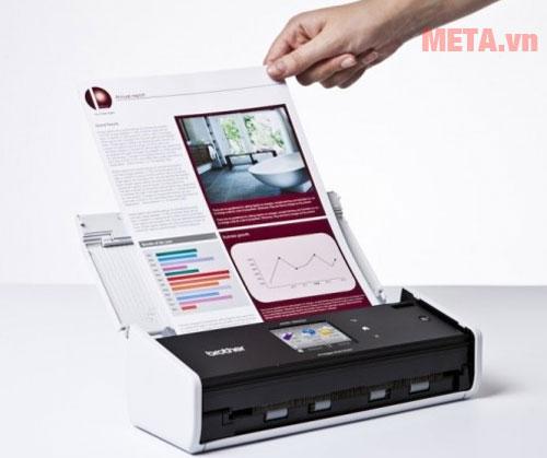 Máy scan ADS-1600W