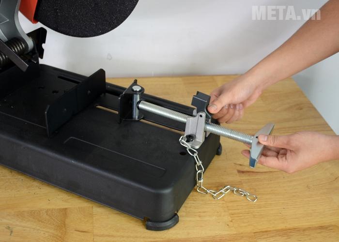 Thanh cố định vật liệu cắt