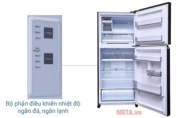 Tủ lạnh 363 lít
