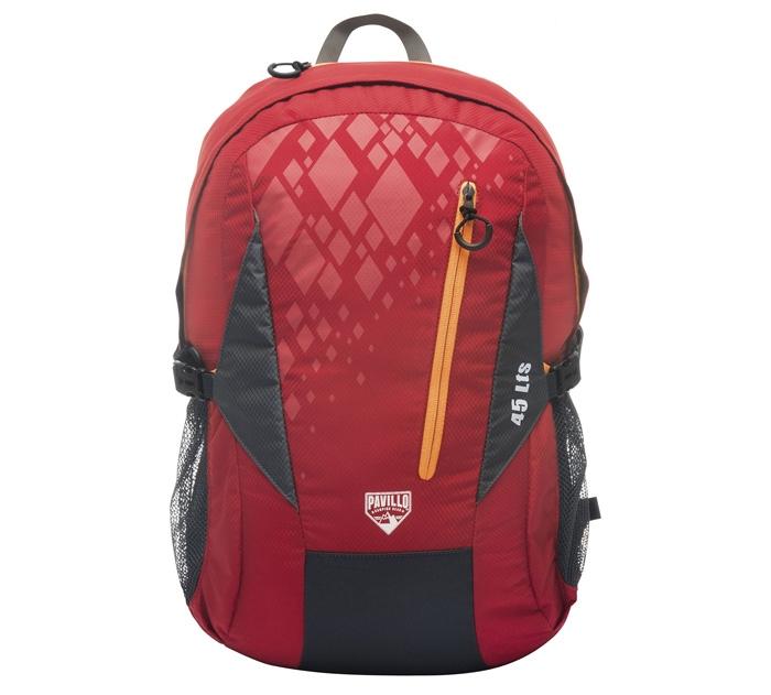 Ba lô du lịch 45L Bestway 68081 màu đỏ