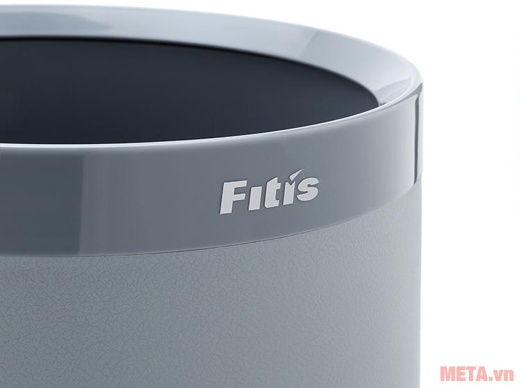 Thùng rác nhựa Fitis