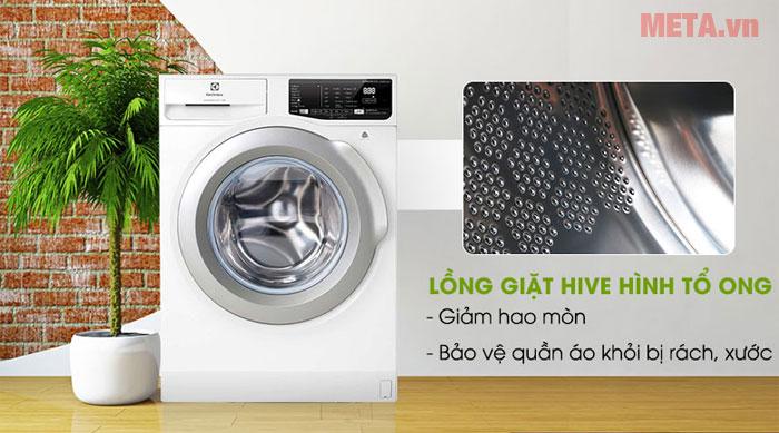 Lồng giặt độc đáo