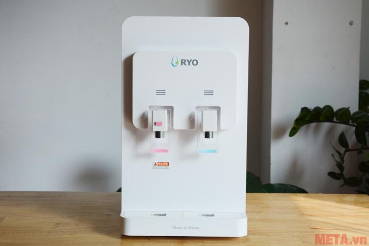 Hình ảnh máy lọc nước RYO nóng lạnh để bàn RP100H
