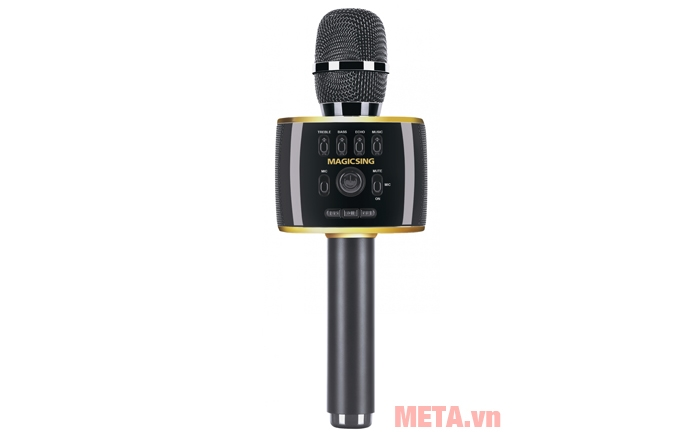 Hình ảnh micro Magic Sing MP-30