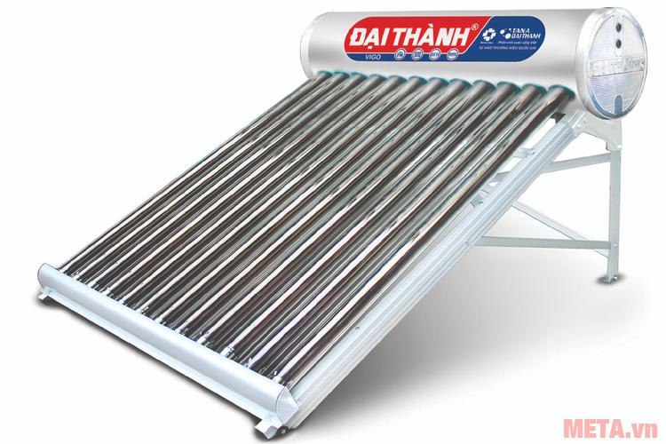 Hình ảnh máy nước nóng năng lượng mặt trời Đại Thành 58 - 21 VIGO