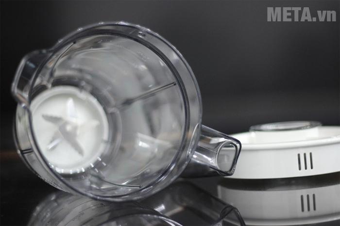 Máy xay sinh tố Philips HR2108 được làm từ chất liệu cao cấp