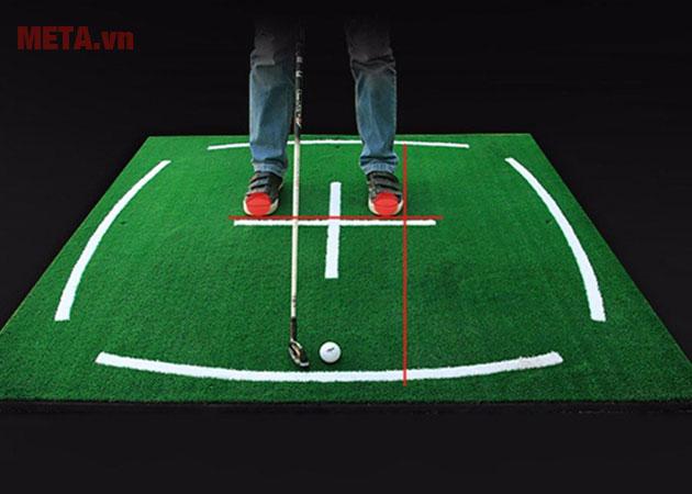 Thảm tập golf có chất liệu cao cấp
