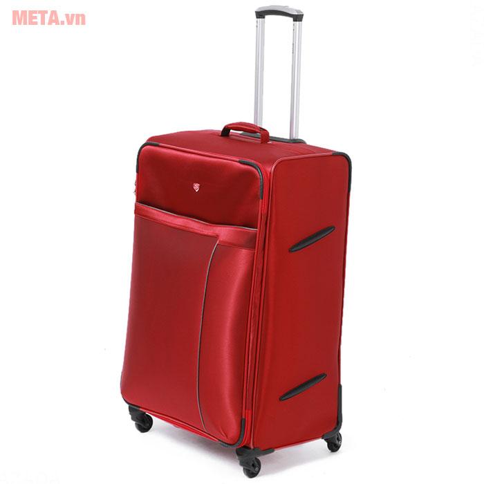 Vali có màu đỏ