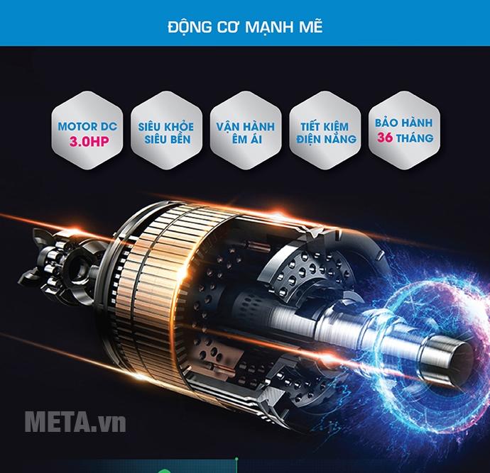 Máy chạy bộ điện 3HP