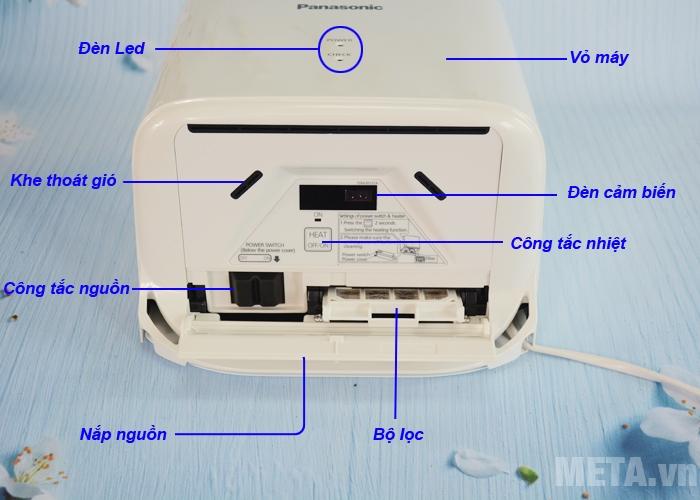 Bảng điều khiển máy sấy tay Panasonic FJ-T09B3