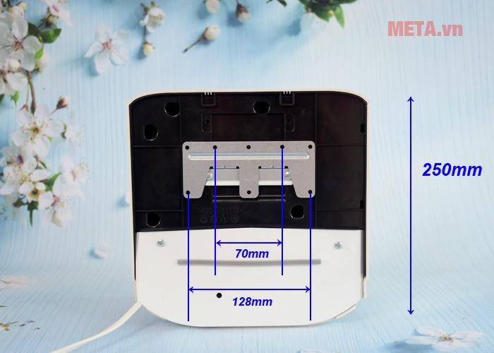 Kích thước lắp đặt máy sấy tay Panasonic FJ-T09B3