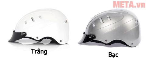 Mũ bảo hiểm Protec Rosa RLWF 1 màu
