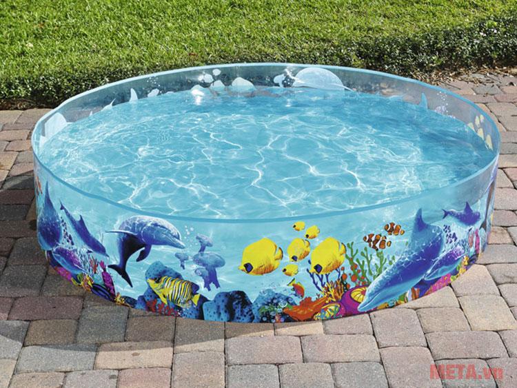 Bể bơi phao