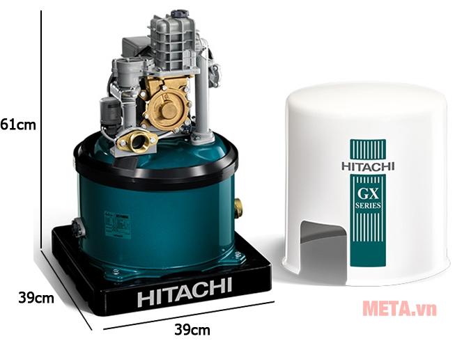 Hitachi WT-P100GX2