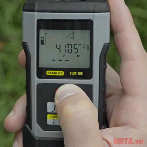 Máy đo khoảng cách Laser Stanley TLM 165