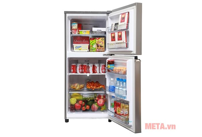 Tủ lạnh Panasonic Inverter NR-BA178PSV1 có thiết kế hiện đại