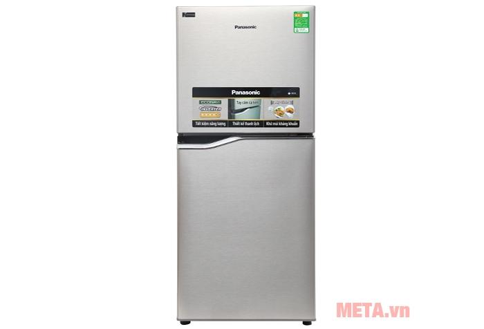 Hình ảnh tủ lạnh Panasonic Inverter NR-BA178PSV1