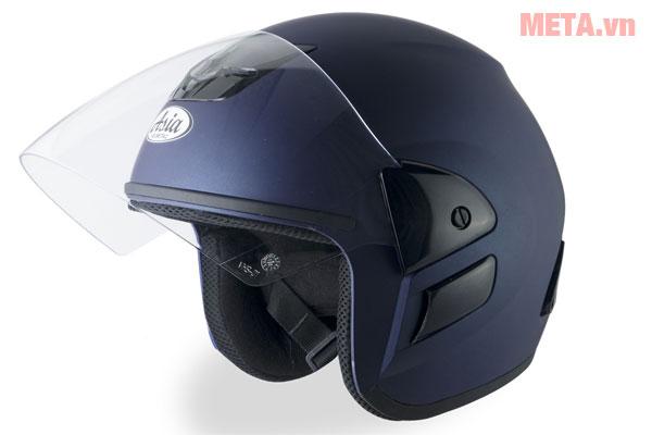 Mũ bảo hiểm MT-119 xanh mờ