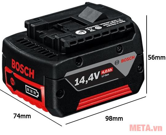 Pin Bosch 14.4V
