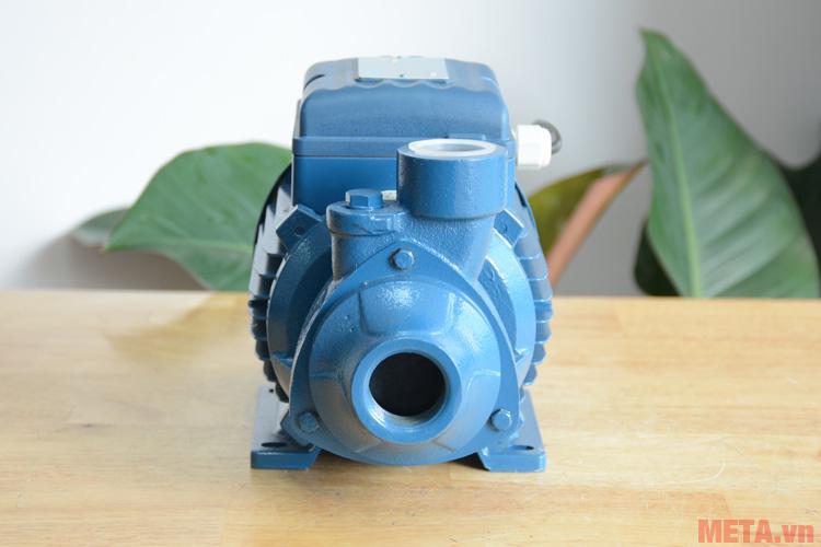 Đường kính ống hút và ống đẩy có kích thước 34mm
