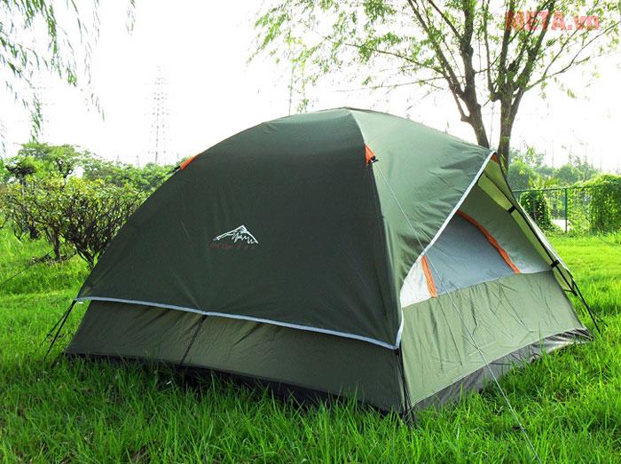 Lều trại du lịch có chất liệu cao cấp