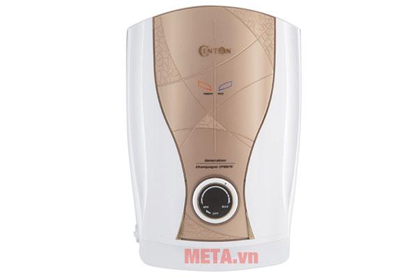 Bình nóng lạnh Centon CP007E-EMC màu nâu