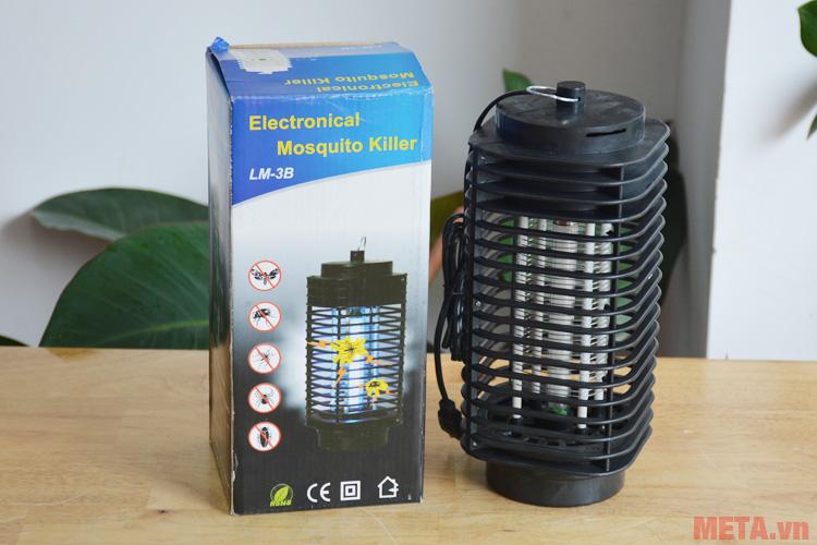 Hình ảnh đèn bắt muỗi Tower