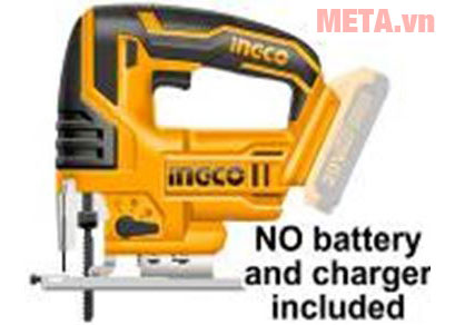 Máy cưa lọng dùng pin INGCO CJSLI8501