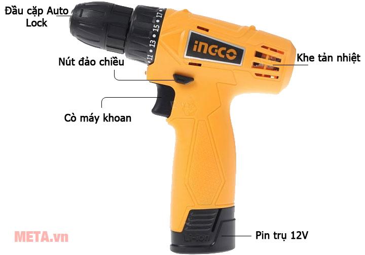 INGCO HKTHP10761