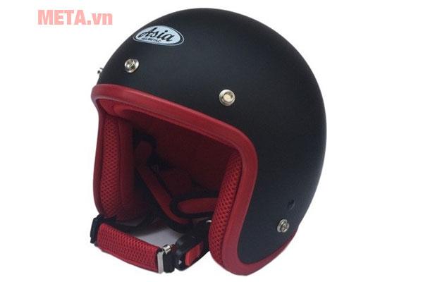 Mũ bảo hiểm 3/4 Asia MT-124C