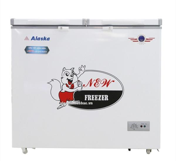 Tủ đông ALASKA 550 lít BCD-5568N