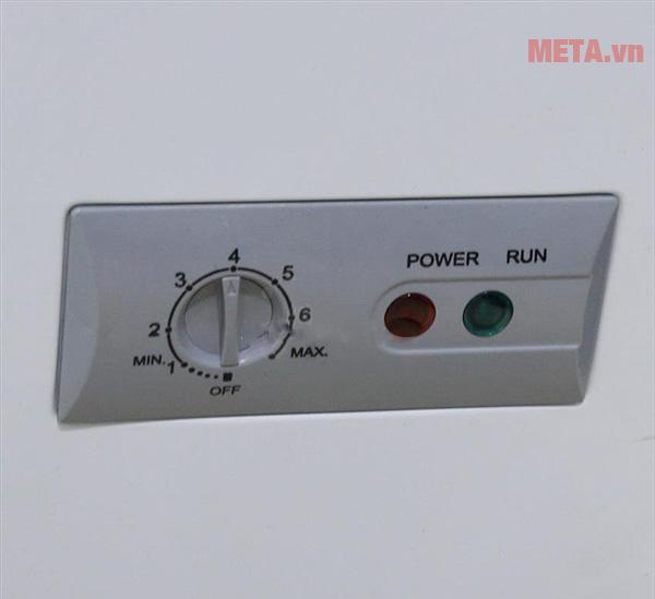 Bảng điều khiển thân tủ