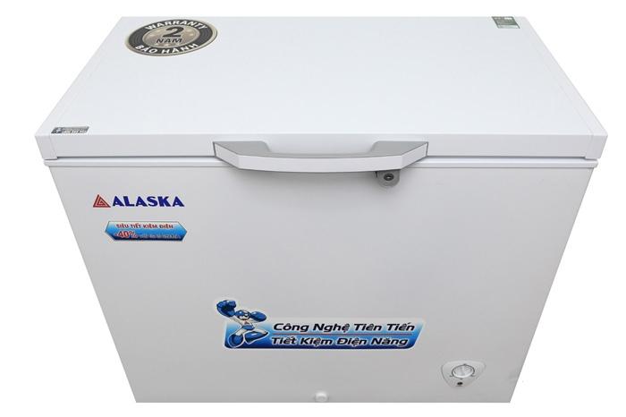 Tủ đông Alaska BD-300 (300L)