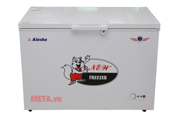 Hình ảnh tủ đông Alaska BD-400