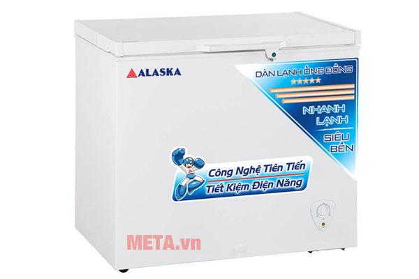 Hình ảnh tủ đông Alaska BD-400C
