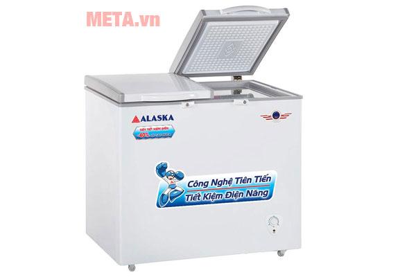 Cánh tủ với form dày giúp giữ nhiệt hiệu quả
