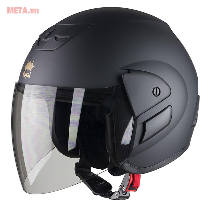 Mũ bảo hiểm Royal M01