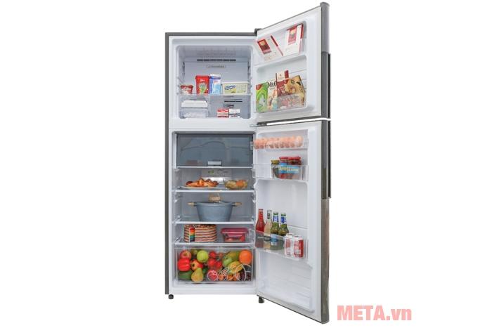 Tủ lạnh Sharp Inverter SJ-X316E-DS giúp bảo quản tốt thực phẩm