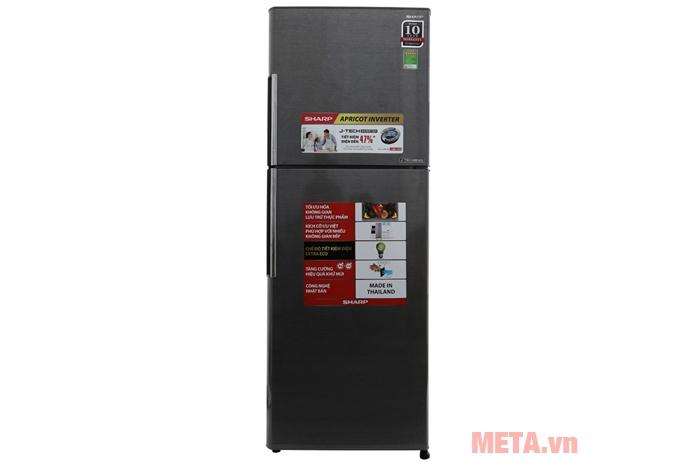 Tủ lạnh Sharp Inverter SJ-X316E-DS