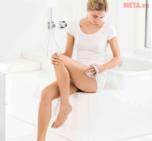 Cách sử dụng máy massage