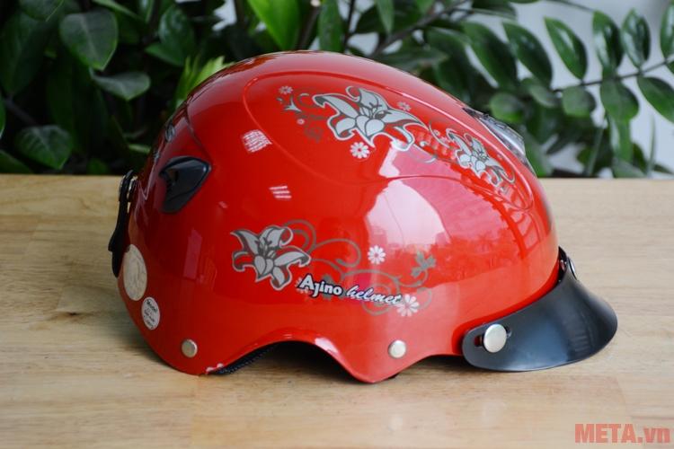 Mũ đảm bảo an toàn cho người dùng khi tham gia giao thông