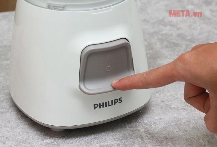 Công tắc ON/OFF của máy xay sinh tố Philips HR2056