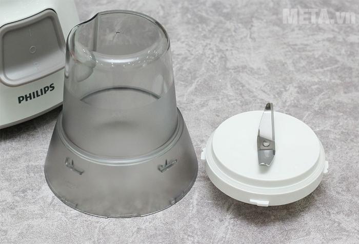 Máy xay sinh tố Philips HR2056 giúp xay nguyễn mọi thực phẩm