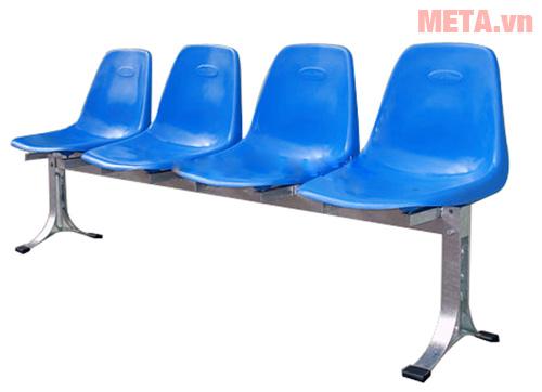 Băng 4 ghế composite lưng cao 401692